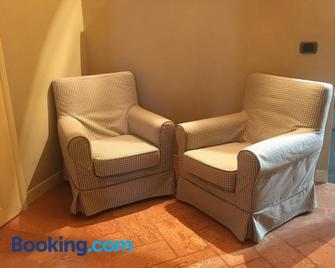 B&B L'Antico Torchio - Dormelletto - Living room