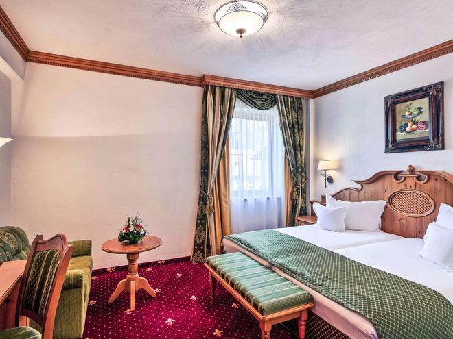 Mercure Sighisoara Binderbubi Hotel & Spa - Σιγκισοάρα - Κρεβατοκάμαρα