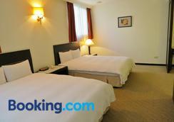 Herkang Hotel - Taichung - Bedroom