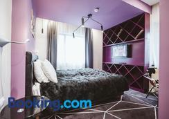 Lol Et Lola Hotel - Cluj Napoca - Bedroom