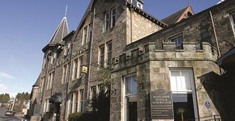 Scotlands Spa Hotel - Pitlochry - Edificio