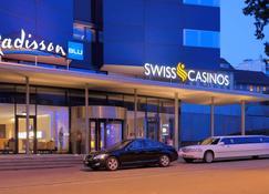 Radisson Blu Hotel, St. Gallen, Acron Helvetia X - Saint Gallen - Building