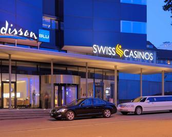 Radisson Blu Hotel, St. Gallen, Acron Helvetia X - San Gallo - Edificio