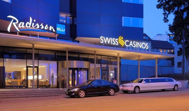 Radisson Blu Hotel, St. Gallen, Acron Helvetia X - Saint Gallen - Κτίριο
