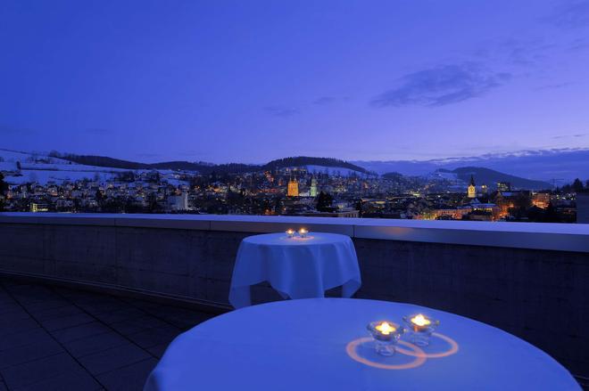 Radisson Blu Hotel, St. Gallen, Acron Helvetia X - Saint Gallen - Μπαλκόνι