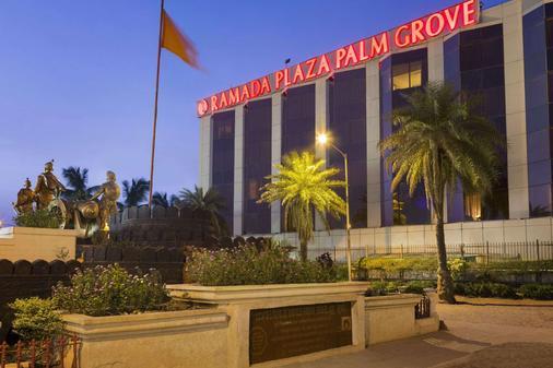 Ramada Plaza by Wyndham Palm Grove - Mumbai - Building