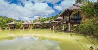 Ban Sainai Resort - Krabi - Vista del exterior