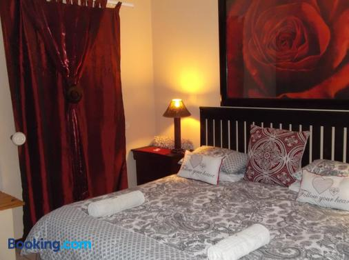 Old Mill Country Lodge and Restaurant - Oudtshoorn - Bedroom