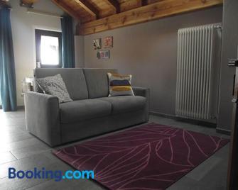 Maison Pépé et Mémé - Torgnon - Living room