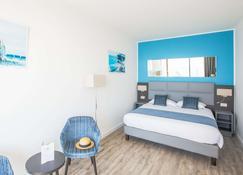 Hôtel Les Terrasses D'eze - Eze - Camera da letto