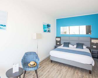 Hôtel Les Terrasses D'eze - Eze - Bedroom