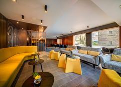 Apex City of Edinburgh Hotel - Edimburg - Sala d'estar