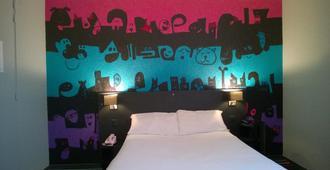 Citotel Dav'hotel Jaude - Clermont-Ferrand - Camera da letto