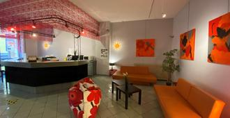 Citotel Dav'hotel Jaude - Clermont-Ferrand - Wohnzimmer