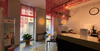 Dav'hotel Jaude - Clermont-Ferrand - Recepción