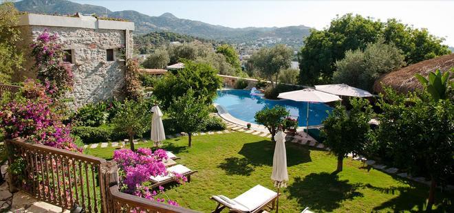 Sandima 37 Suites Hotel - Bodrum - Pool