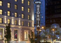 Rosewood Hotel Georgia - Vancouver - Byggnad