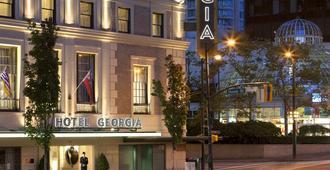 Rosewood Hotel Georgia - แวนคูเวอร์