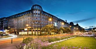 Ea Hotel Rokoko - Praga - Edificio