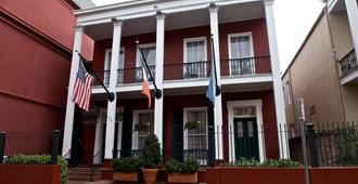Le Richelieu In The French Quarter - Nueva Orleans - Edificio