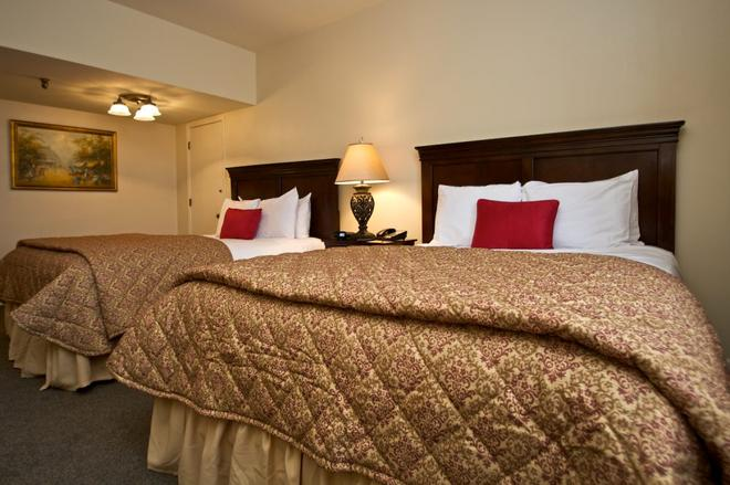 Le Richelieu in the French Quarter - New Orleans - Bedroom