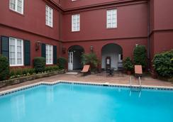 Le Richelieu in the French Quarter - New Orleans - Pool