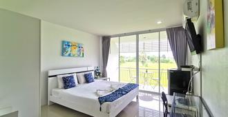 Phet Cha-am Plaza & Resort - 七岩 - 七岩 - 臥室
