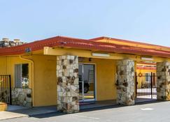Econo Lodge - Fairfield - Edificio