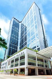 Harbour Plaza North Point - Hong Kong - Building