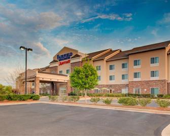 Fairfield Inn & Suites by Marriott Montgomery EastChase Pkwy - Montgomery - Building
