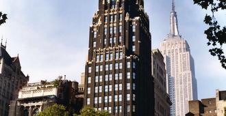 The Bryant Park Hotel - New York - Rakennus