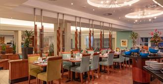 City Lodge Hotel Durban - דורבן - מסעדה