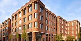 The Whitney Hotel - Boston - Building