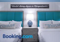 Margaritaville Resort Gatlinburg - Gatlinburg - Bedroom