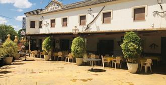 Hotel Restaurante Calderon - Arcos de la Frontera - Edificio