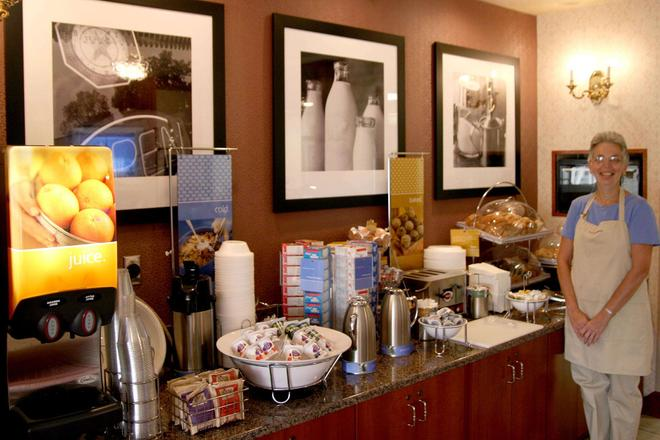Hampton Inn Columbus-South - Grove City - Buffet