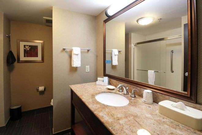 Hampton Inn Columbus-South - Grove City - Bathroom