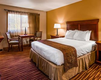 Best Western Lake Lucille Inn - Wasilla - Ložnice