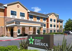 Extended Stay America Stockton - Tracy - Tracy - Building