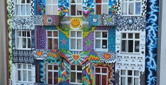 هابي جو لاكي هوتل آند هوستل - برلين - مبنى
