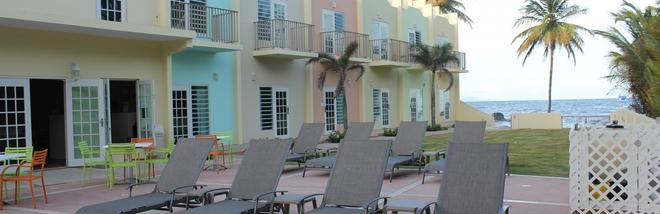 Hotel Lucia Beach - Yabucoa - Patio