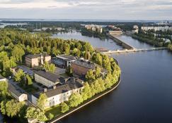 Hotel Lasaretti - Oulu - Vista del exterior