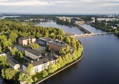 Hotel Lasaretti - Oulu - Näkymät ulkona