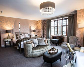 Hogarths Stone Manor - Kidderminster - Ložnice
