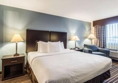 Quality Inn & Suites Round Rock-Austin North - Round Rock - Phòng ngủ