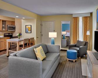 Sonesta ES Suites Atlanta - Perimeter Center East - Chamblee - Wohnzimmer