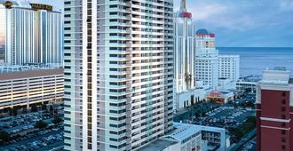 Wyndham Skyline Tower - אטלנטיק סיטי - נוף חיצוני