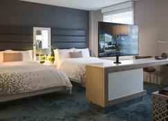 奧爾巴尼萬麗酒店 - 阿爾巴尼 - 奧爾巴尼 - 臥室