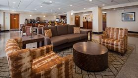 Best Western Plus Belle Meade Inn & Suites - Νάσβιλ - Σαλόνι