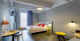 Meininger Hotels Bruxelles City Center - Brussels - Bedroom